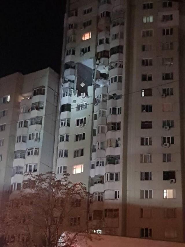 В Кишиневе взорвался газ в многоэтажке. Погибли люди