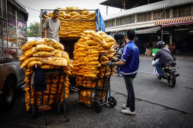 Прогулка по реальному Бангкоку