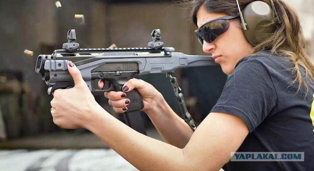 Пистолеты-карабины: безупречная опора «не-приклада»
