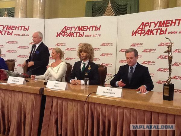 Пресс-конференция сторонников безвизового режима