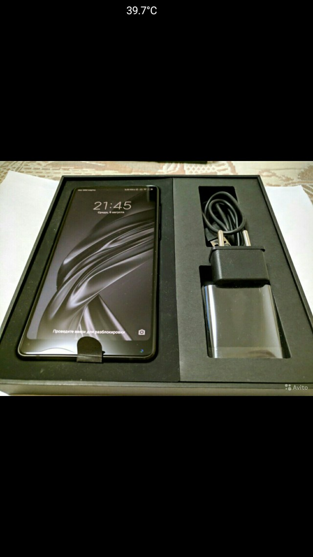 Продам Xiaomi Mi Mix 2 6/64Gb Black