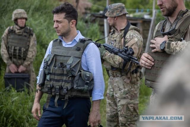 Стало известно о плане Киева по полной блокаде Донбасса