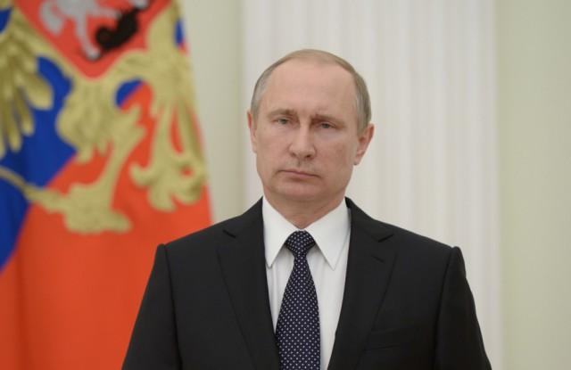Путин освободил от должности четырёх генералов МВД