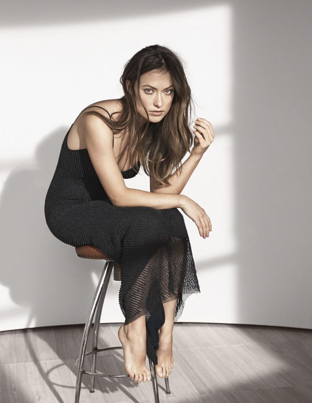 The special edition: Olivia Wilde