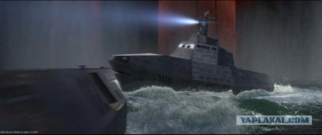фильмы про боевые корабли и лодки