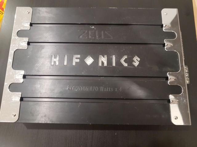 [МСК] Продам автомобильный усилитель HiFonics Zeus ZXi6406