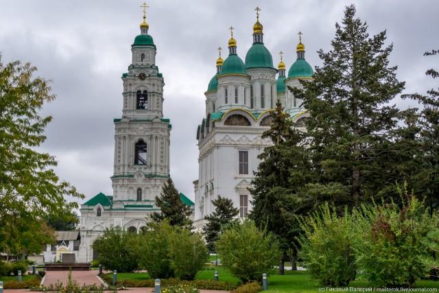 Загадки Астраханского кремля