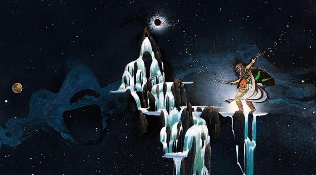 "Альбом Uriah Heep: ""Demons and Wizards"""