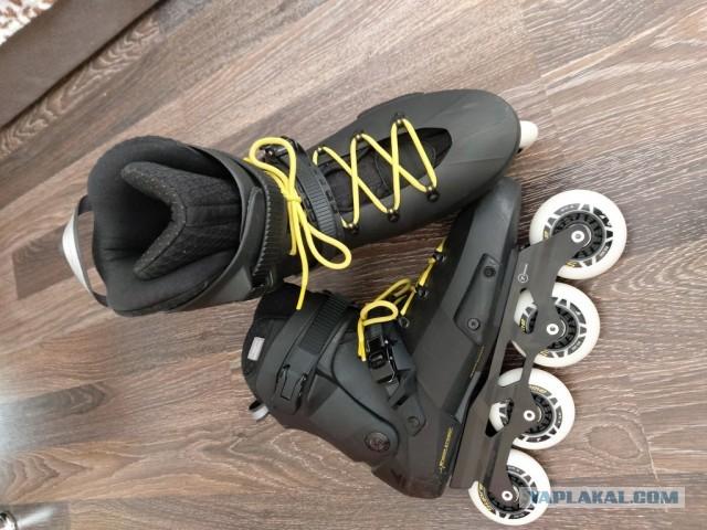 Продам роликовые коньки Rollerblade Twister Edge