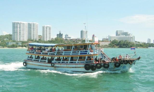 В Таиланде затонул паром с россиянами