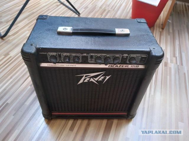 Продам гитарный комбоусилитель Peavey TransTube Blazer 158 (15Вт)