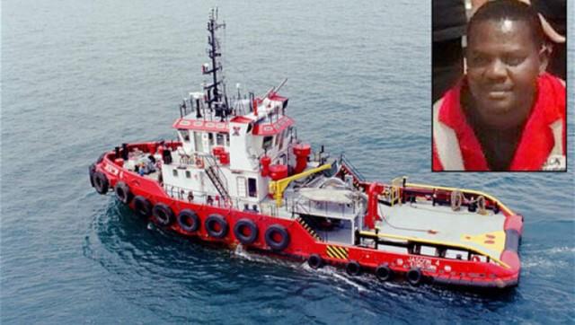 Как нигерийцу Харрисону Окене удалось выжить в кораблекрушении после 3 дней, проведенных на морском дне