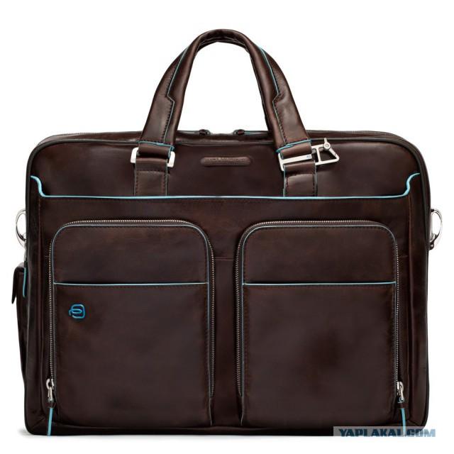 Продам мужскую сумку Piquadro