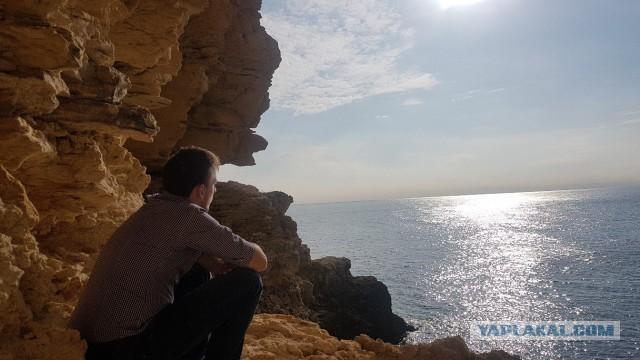 Парень который смог переехать в Крым, переехать в рай