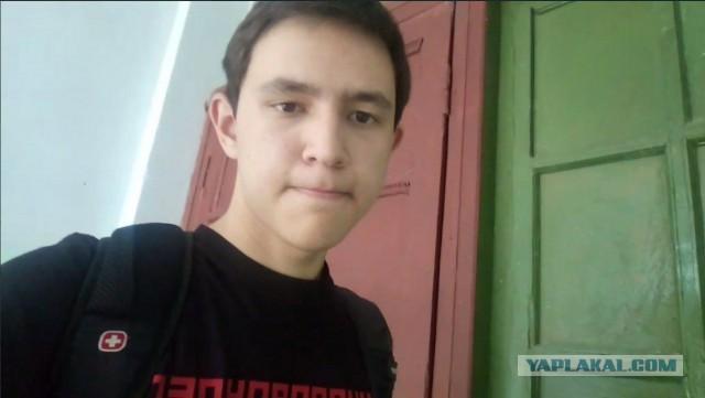 Мамкин террорист Данила Пулькин пошел топтать зону