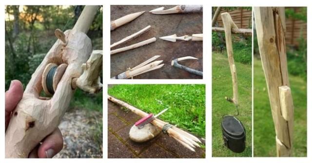 Спасительная древесина