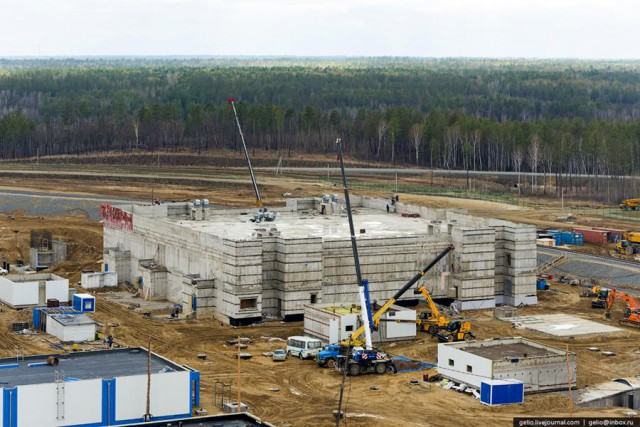 New Russian Cosmodrome - Vostochniy - Page 2 5942385