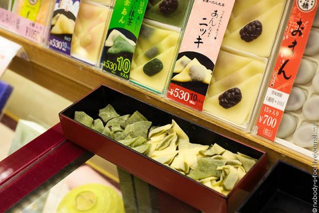Яцухаси - японская сладость