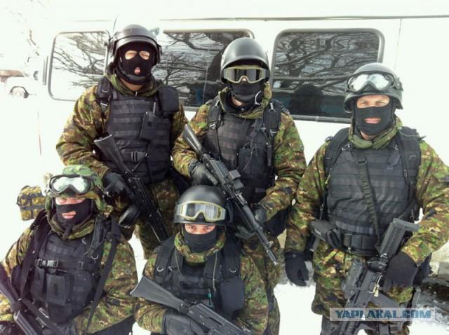 Спецназ России дал ответ украинскому генералу СБУ