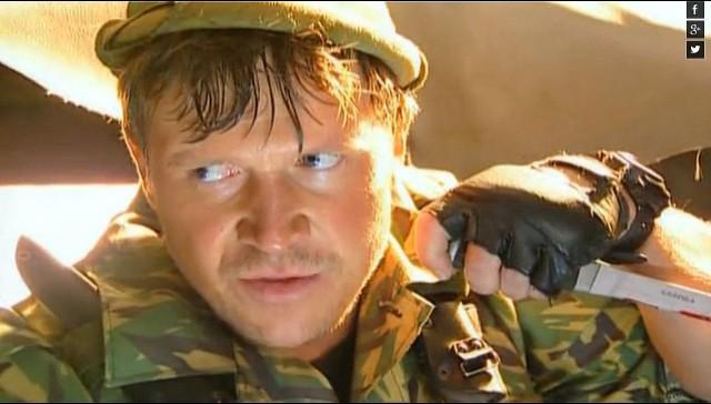 Боевой нож в составе ВС и сил спецназа РФ