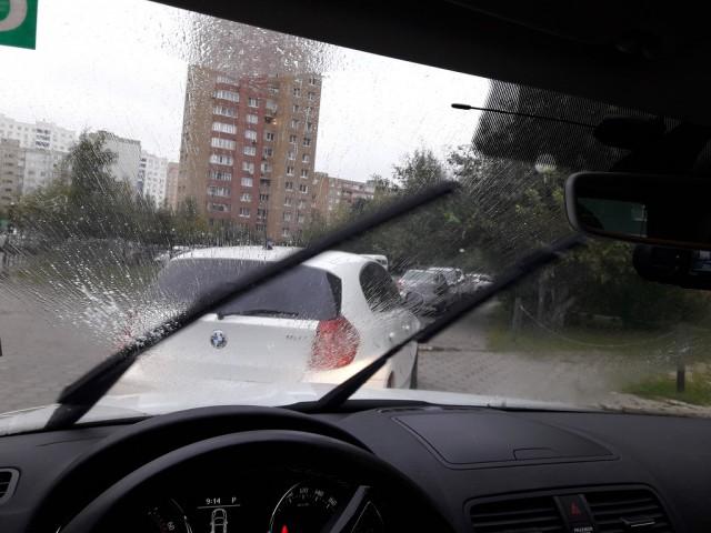 Принцип работы датчика дождя и света