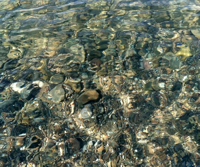 Несколько фото моря в Судаке