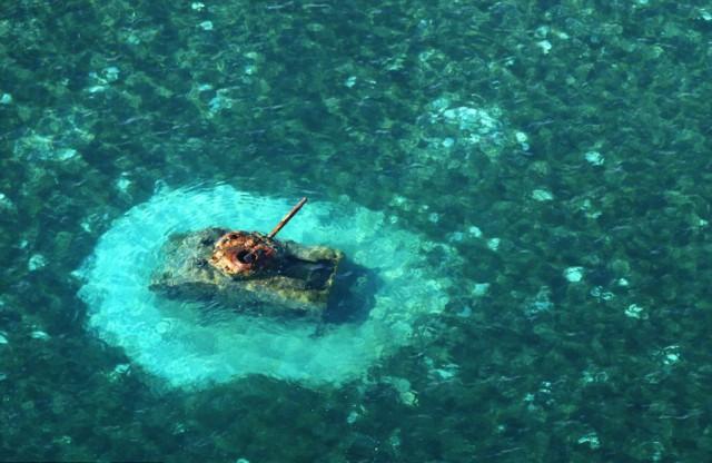 Следы Второй мировой на островах Тихого океана