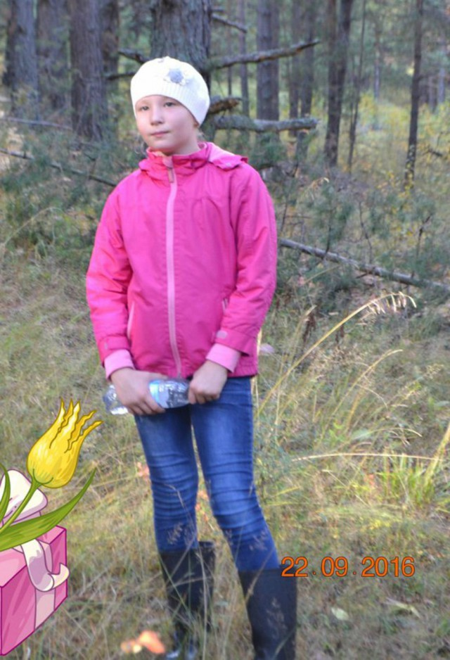 В Башкирии пропала без вести 9-летняя Яна Перчаткина