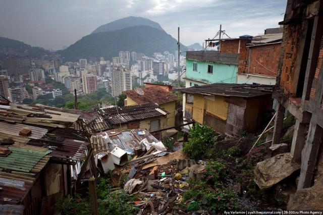 Рио-де-Жанейро без прикрас!