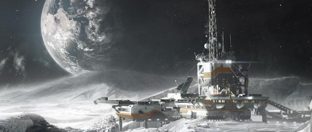 Россия приступила к разработке лунной базы