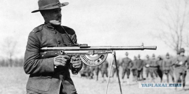Пулемёты в США: история сомнительного «успеха»