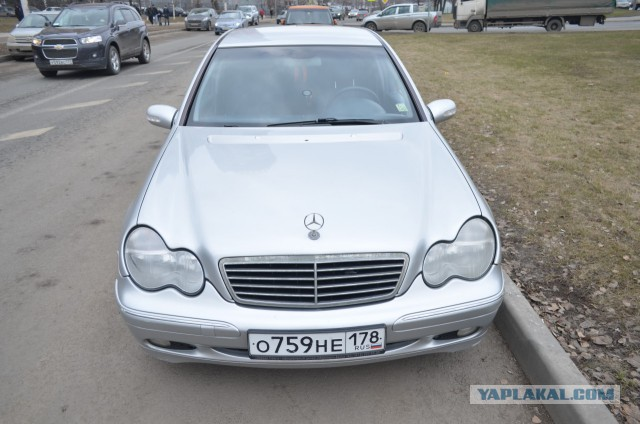 Продаю Mercedes W203. Москва. 12 фото.