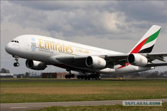 Супер Джамбо (А380).
