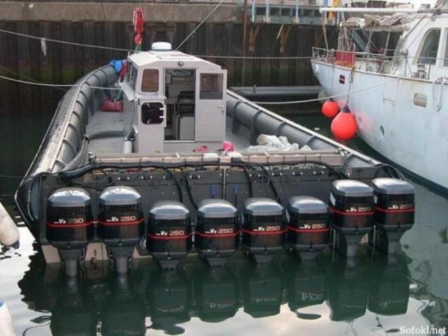 как выбрать комплект лодка и мотор