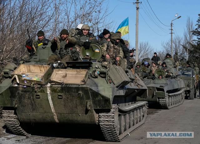Порошенко: будем бомбить пока не вернут Крым.