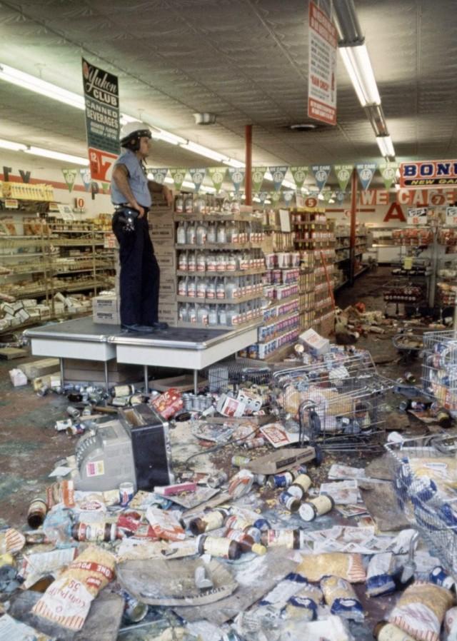 Бунт в Детройте 1967 года
