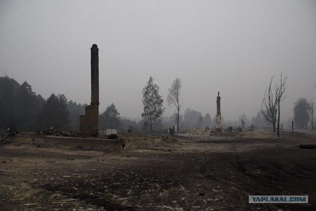 Все, что осталось от села Криуша