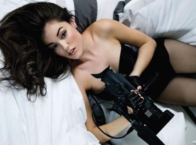 Саша Грей объявила о своем возвращении в порно