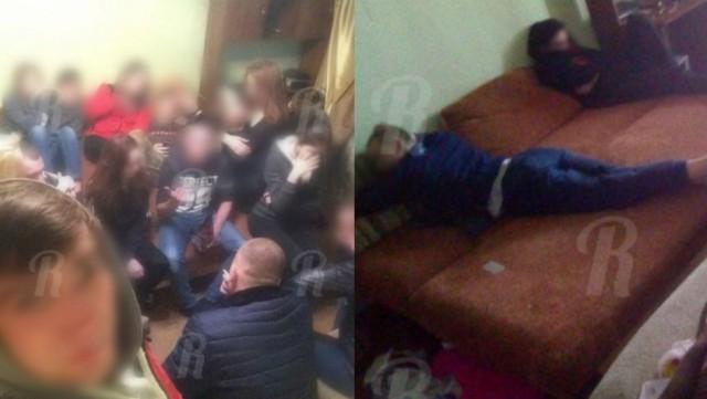 «Кальян и презервативы приветствуются!»: убивший смолянина 13-летний парнишка «откинулся» и празднует на «вписке»