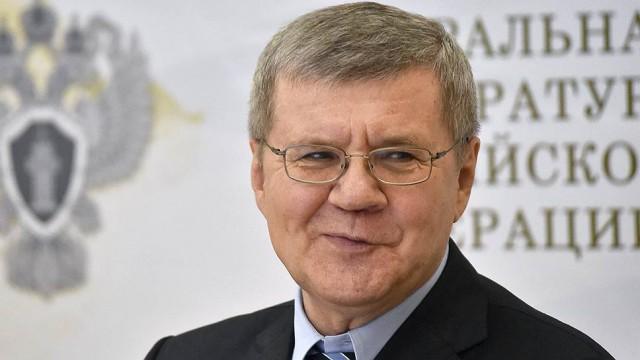 Юрий Чайка предложил серьезно увеличить зарплаты прокуроров