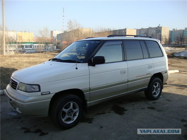 Продам авто Мазда МПВ 1997 г.