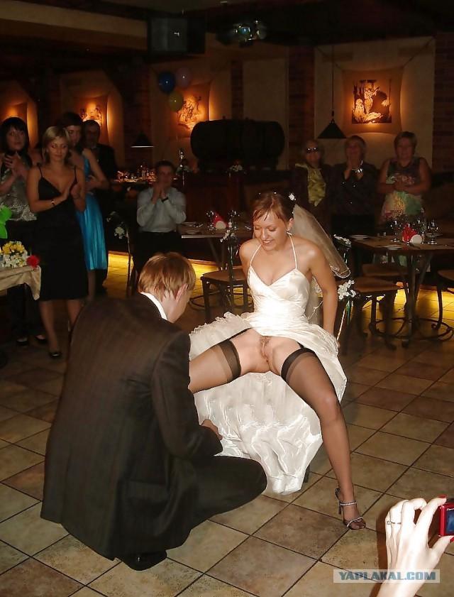 Сексуальные приключения на свадьбе