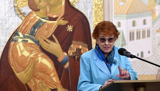 Вербицкая: возможно, стоит включить церковнославянский в школьную программу