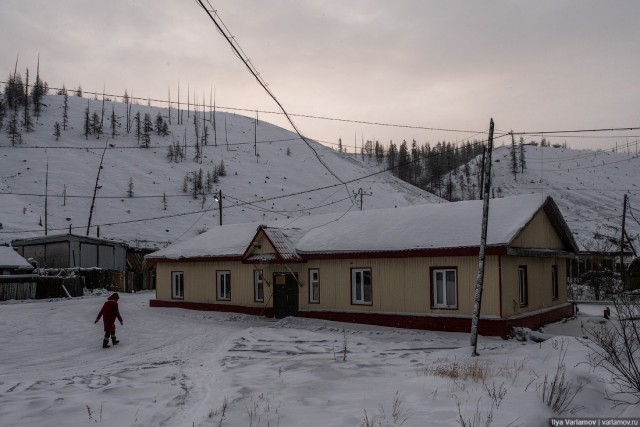 Верхоянск: самый холодный и безалкогольный город России