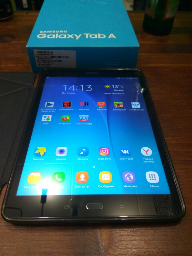 продам Samsung Galaxy Tab A 9.7 sm-t555