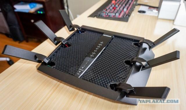 Router Negear R8000 продам