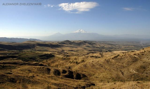 Армения. Страна гор и храмов