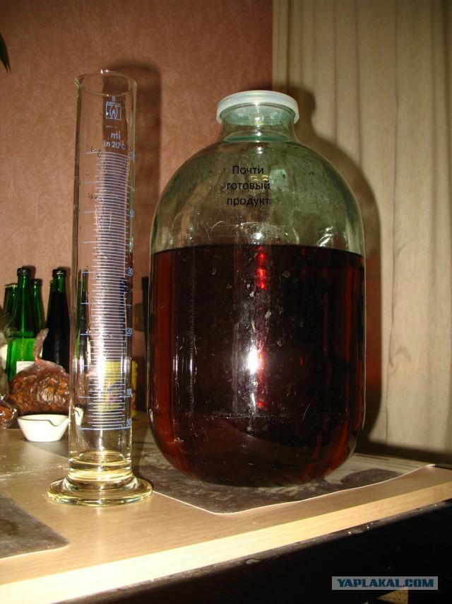 Виски из самогона своими руками 30