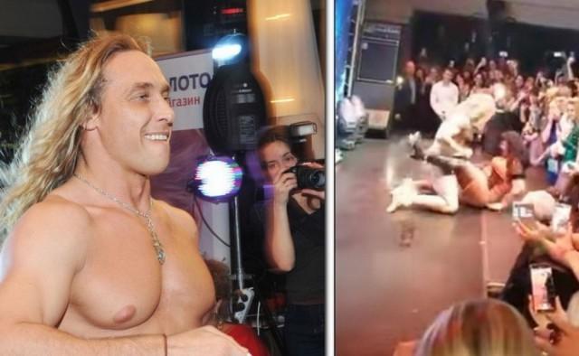 """Тарзан в танце """"занялся сексом с поклонницей"""". Его раскритиковали, а РПЦ призвала проверить выступление на порнографию"""