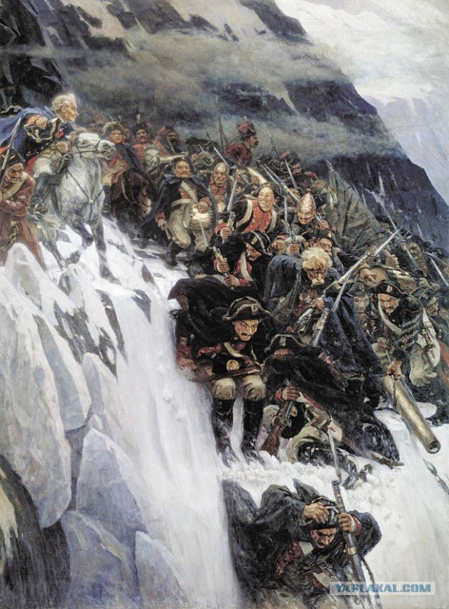 Самые воинственные народы в истории России